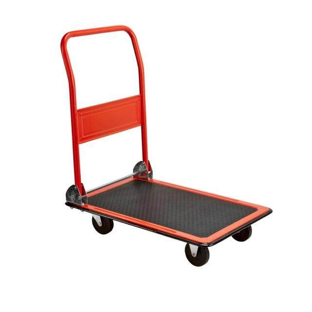 GOLDEN BULL HEAVY DUTY FORDABLE HAND TRUCK (150KG)