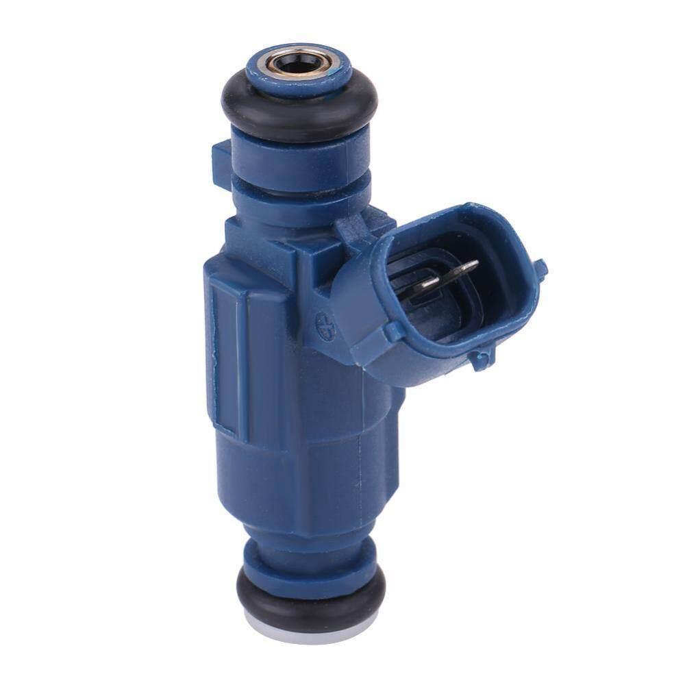 Duoqiao Fuel Injectors Fit For For Hyunda I I20 I30 Kia Ceed 1.4 35310-2b000 (dark Blue) By Duoqiao.