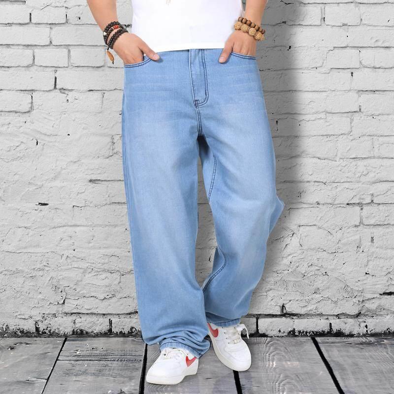 Longgar Pria Musim Gugur Yard Besar Celana Hip Hop Celana Jeans Source · Celana Jeans Musim
