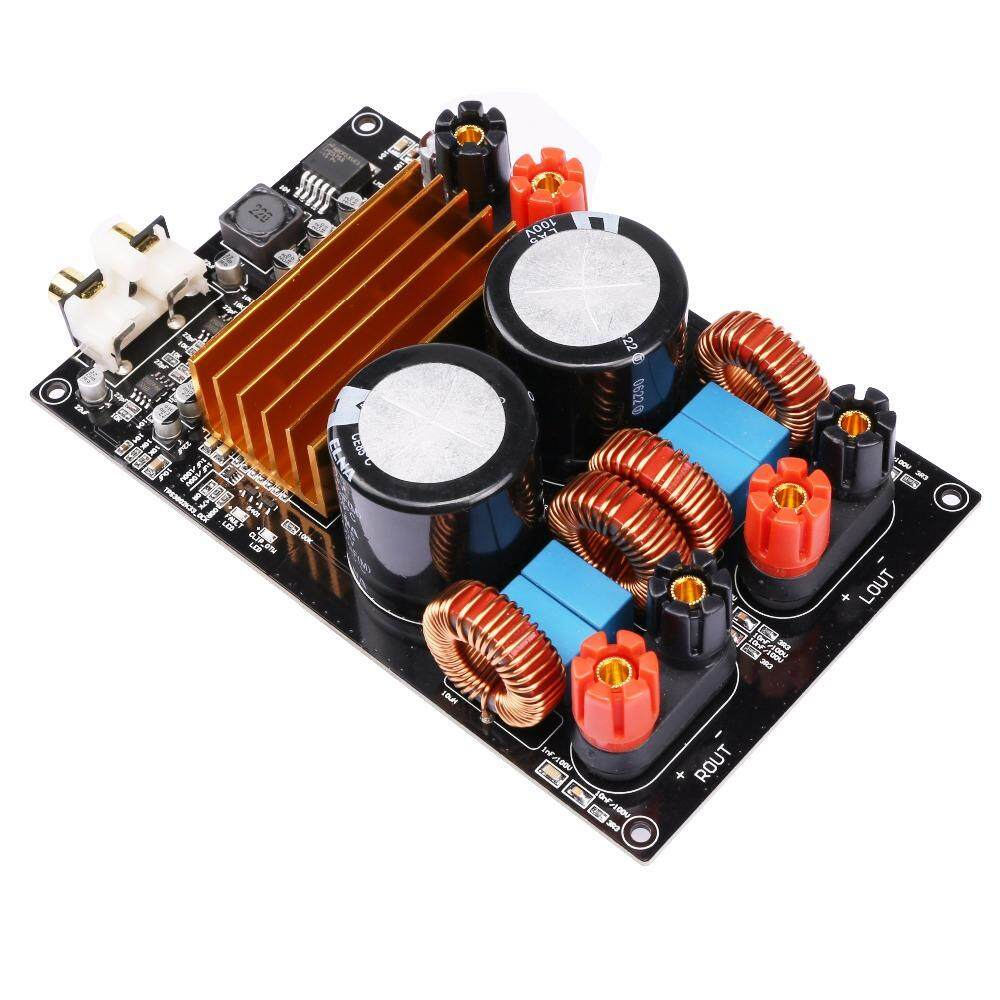 Features Irs2092s Mono Channel Digital Audio Amplifier Class D Hifi 300w High Power Diy Circuit Kguss Tpa3255 Mini Board Dc50v