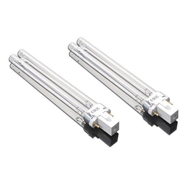 AQUANEAT 13 Watt Replacement UV Bulb G23 2 Pin Base for SUNSUN Pond Filter UV Sterilizer