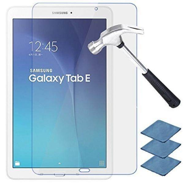 Tablet Screen Protectors Accessories EEEKit Premium HD Tempered Glass Screen Protector Film Guard Skin for Samsung Galaxy Tab E 9.6 inch (Fit SM-T560 SM-T561 SM-T560NU SM-T567) - intl