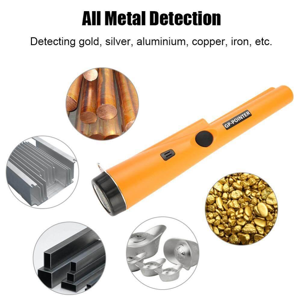 Hình ảnh High Sensitivity Metal Detector 360° Detection Pin Pointer All Metals Scanning
