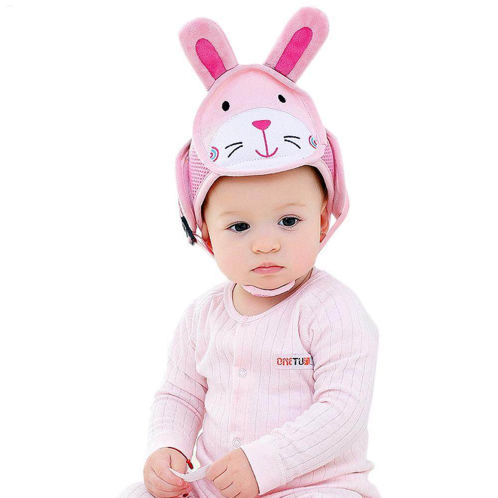 a719ad668 FlyUpward Baby Head Protector Helmet | Baby Safety Headguard,Toddler  Breathable Safety Head Guard Cushion,Adjustable Infant Kid Head Protect Cap  ...