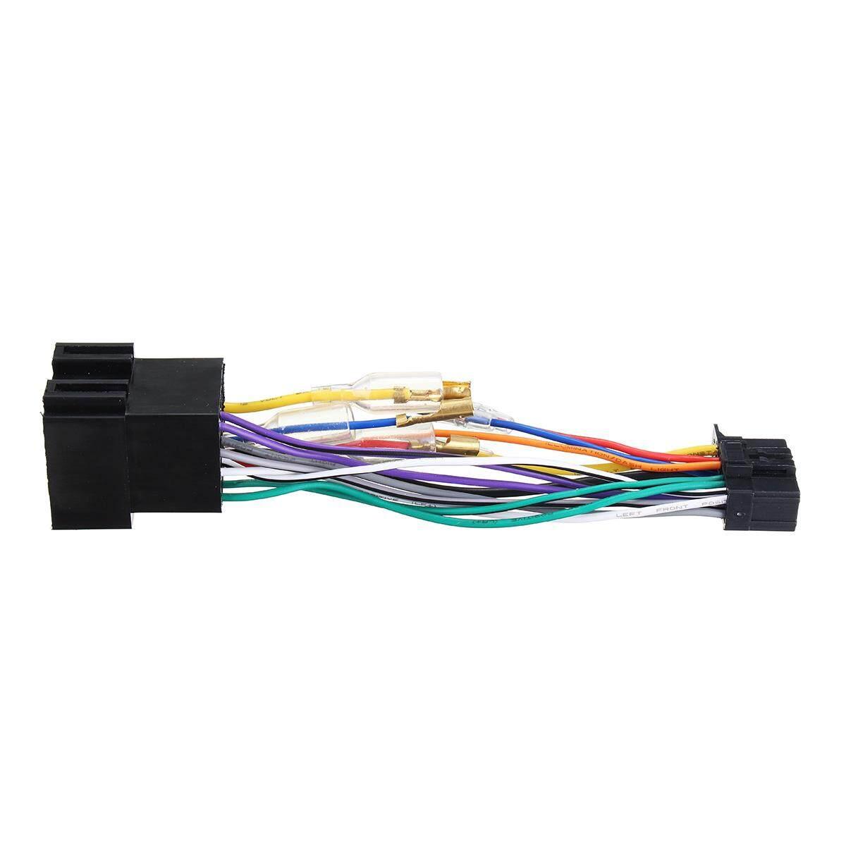 Pioneer 2350 Car Radio Stereo Wire Harness 16 Pin Plug