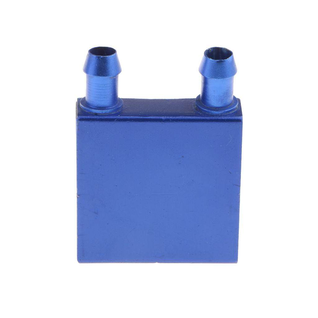 Buy Sell Cheapest Heatsink 25x16x10mm Aluminum Best Quality 10 X 10mm Aluminium Radiator Cooling Pendingin Heat Sink Magideal Water Block For Cpu Graphics 40x40mm