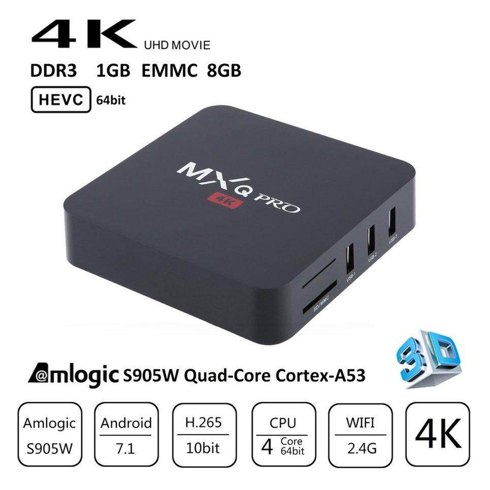 Cek Penjualan Homester Original S905w Mxq Pro 1g8g Network Set Top Stb B860h Root Beau Android 71 64bit Ram 1gb Rom 8gb Tv Box With Keyboard