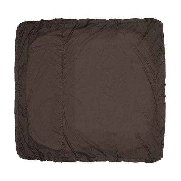 Hot Tub Cover All-Weather Protector - Spa Cover Harsh Weather Guard Brown (213*213*30cm)