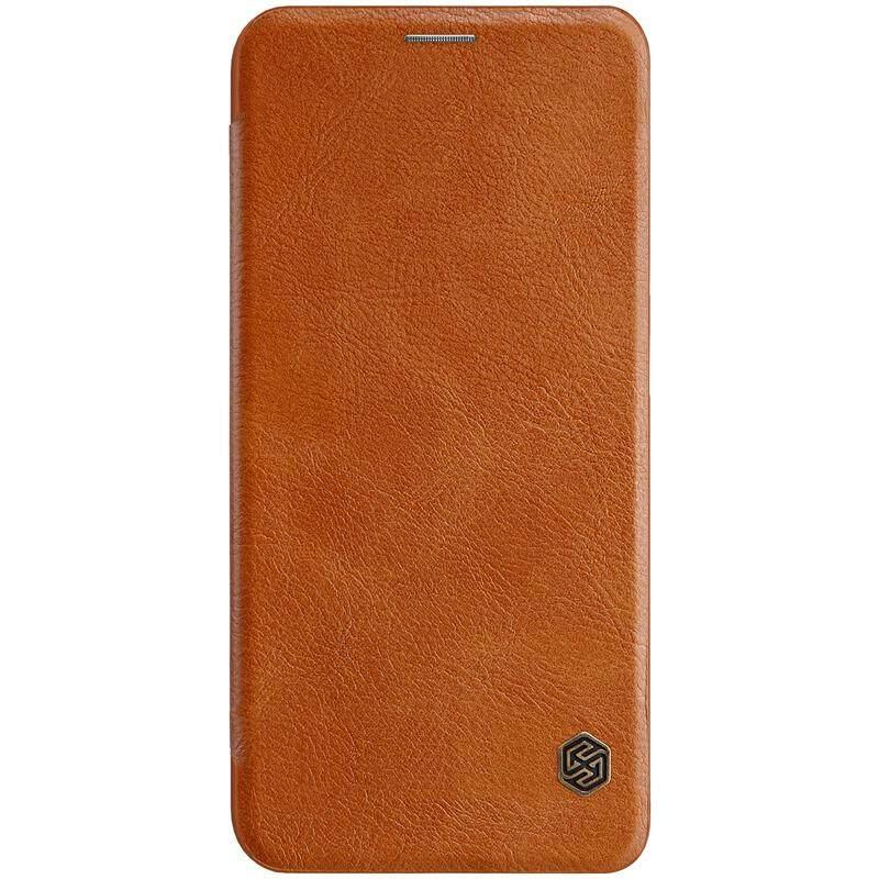 Leather Case NILLKIN Qin Series Wallet Flip Cover Case For Samsung Galaxy J6 2018 Genuine Flip
