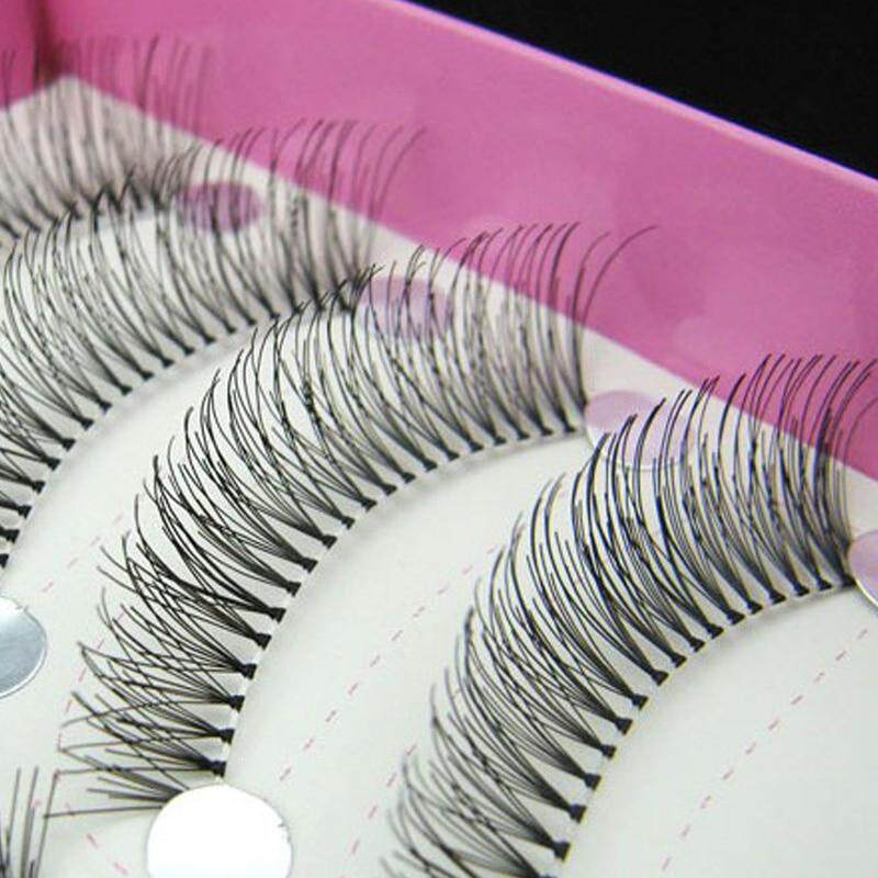 10pair Handmade False Eyelashes For Women Makeup Fake Eye Lashes Extensions Tool Cosmetic Mink Eyelashes Full Strip Eye Lashes By Juliet Boutique.