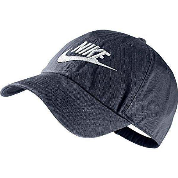 Nike Unisex Futura Washed H86 Adjustable Hat Navy Blue White 626305-451 5a9c5435881