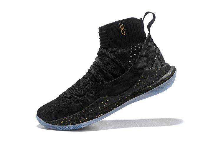Under Armour Asli Stephen Curry Curry 5 MID TOP Sneakers EU 40-45 SC Pria 7d2c07d586