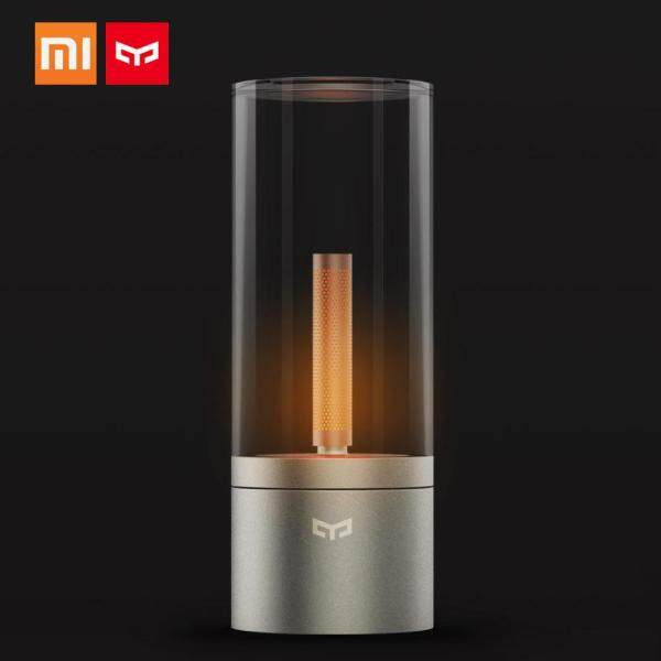 Original Xiaomi Yeelight Thông Minh Candel LED Bàn Đèn USB Mijia APP Kiểm Soát 6.5 Wát Sạc Xách Tay Bàn Đọc Sách Phòng Ngủ Bầu Không Khí Đèn Độ Sáng Đèn YLFW01YL