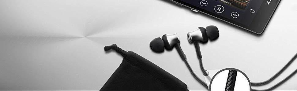 Sony, MDR-EX450H, earphones, aluminium housing
