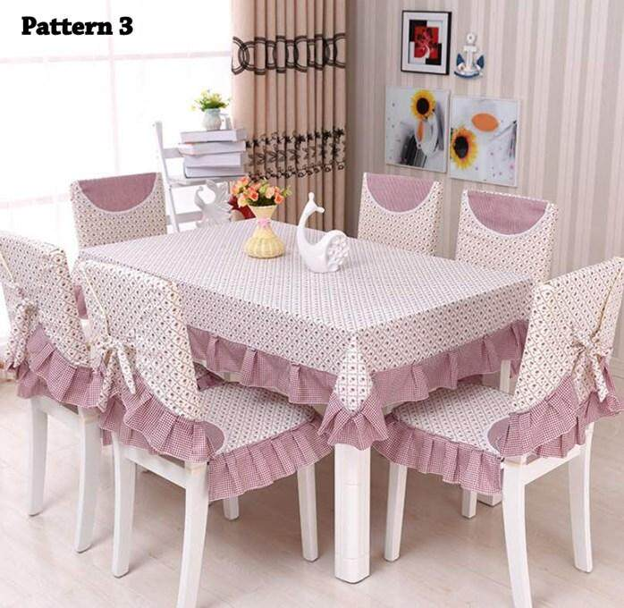 Youbeli & BEAUTIFUL TABLE CLOTH + CHAIR COVER