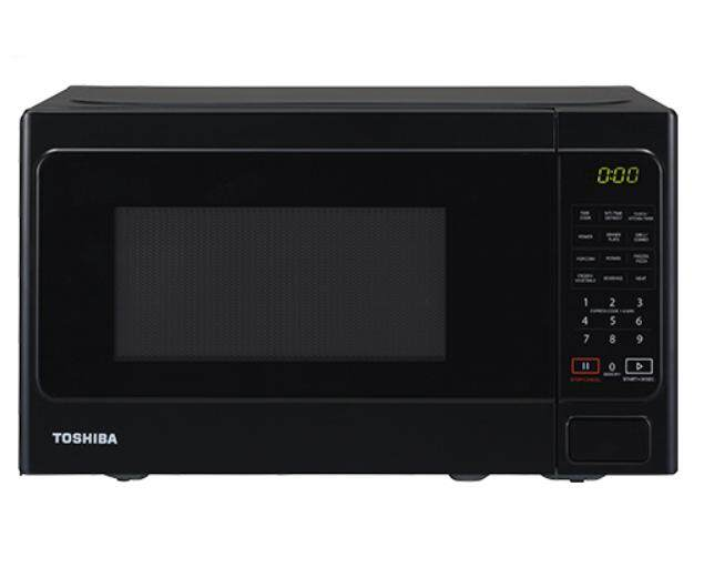 Toshiba Microwave Oven with Grill 20L (Digital Touch) ER-SGS20(K) MY-Black