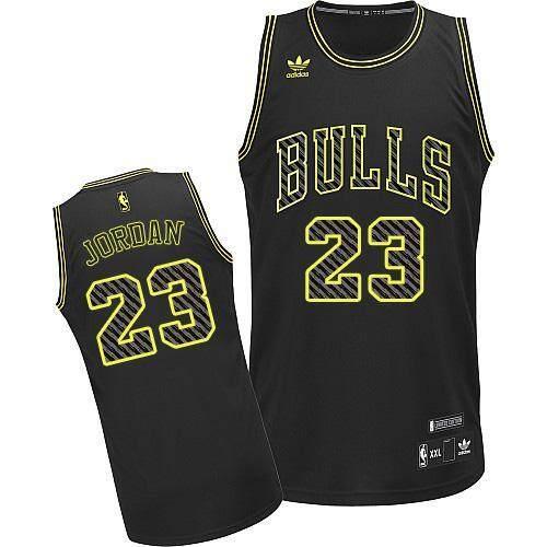 Nike อย่างเป็นทางการชิคาโกบูลส์ไมเคิลจอร์แดน 23 แฟชั่นเสื้อบาสเก็ตบอลสีดำ S-2xl สบาย By Pgioepu.