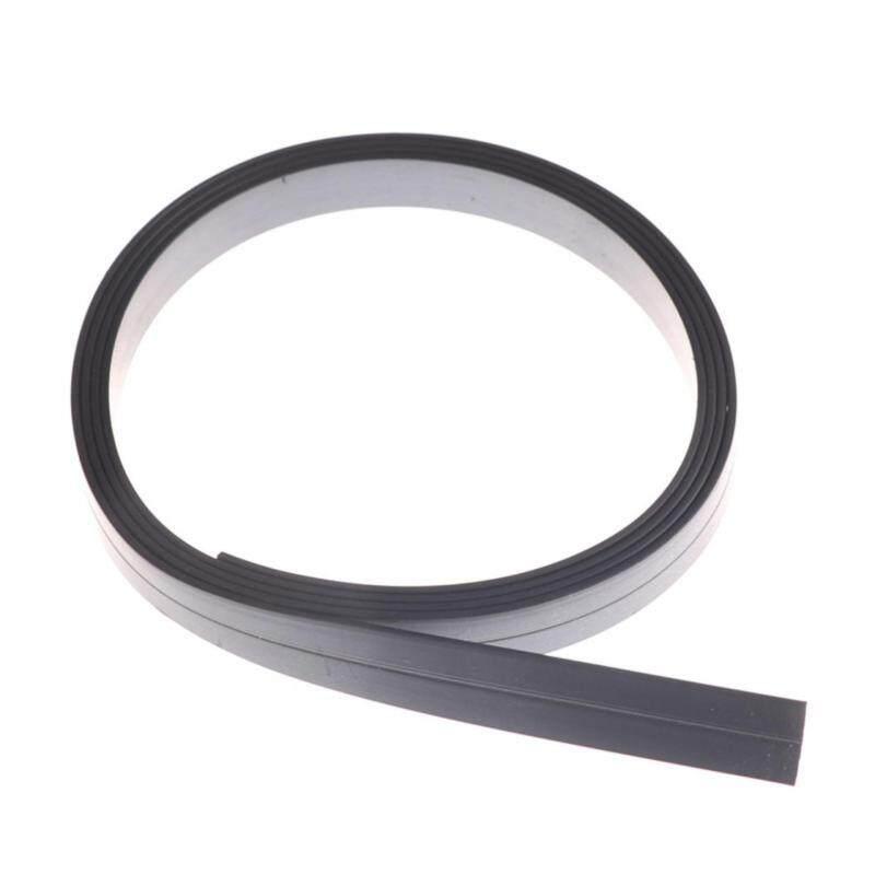 1M Rubber Magnetic Stripe Flexible Magnet DIY Craft Tape 10*1.2mm