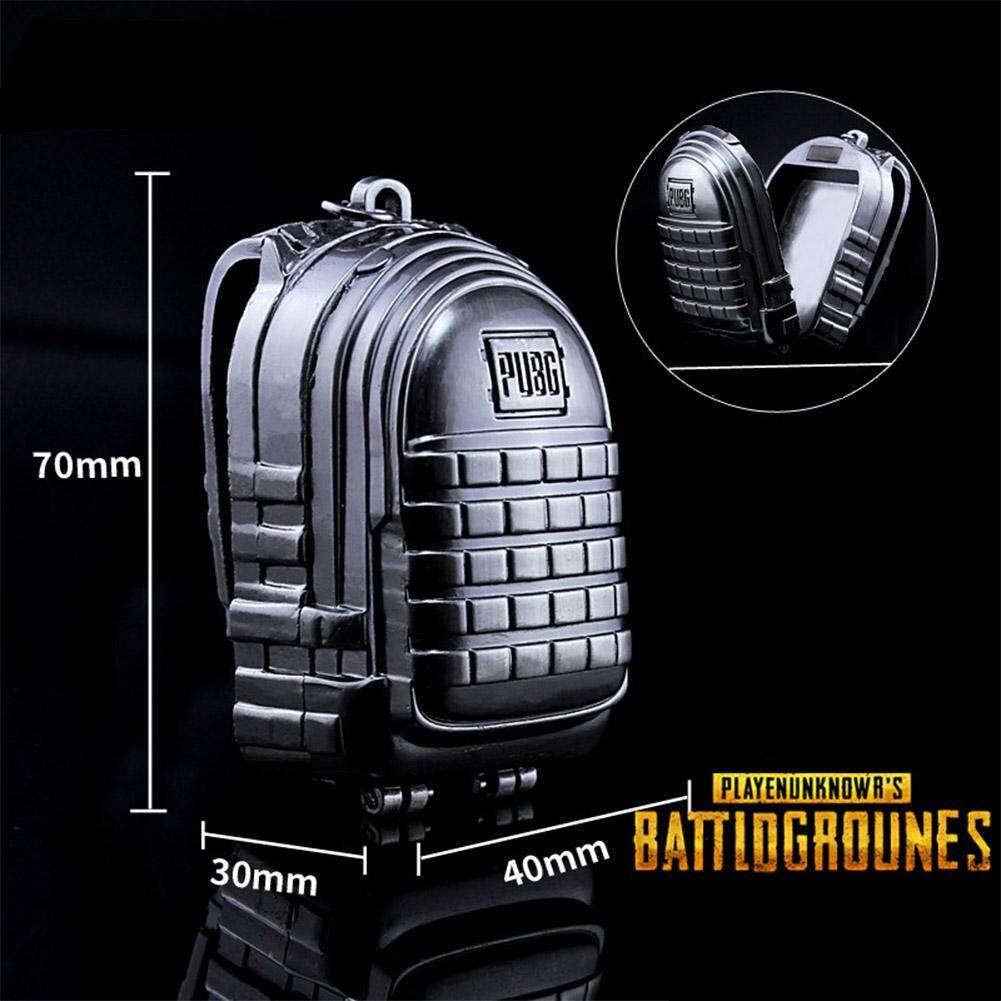Permainan Playerunknown Ini Medan Pertempuran 3D Udara Logam Kotak Drop Granat Ransel Bentuk Falshdisk Model Wadah