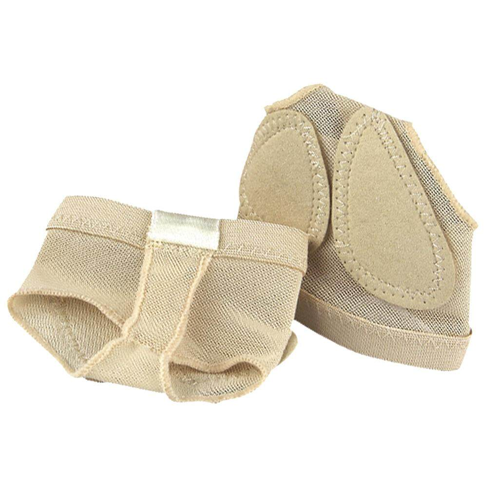MagiDeal Dance Toe Undies Pad Forefoot Cushion Insole Shoes Half Sole Foot Thongs S