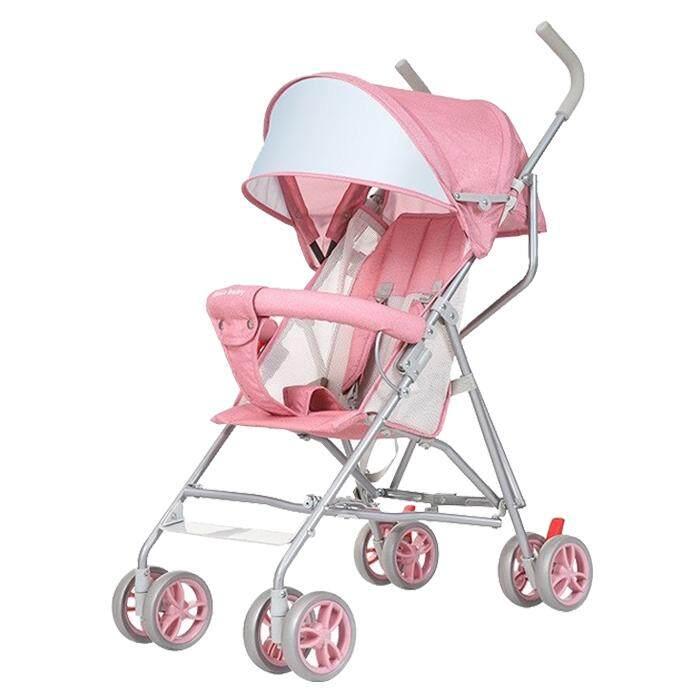 (RAYA 2019) SOKANO Hello Baby OB006 Premium Ultralight Foldable Umbrella Size Stroller for Travel and Outdoor Use
