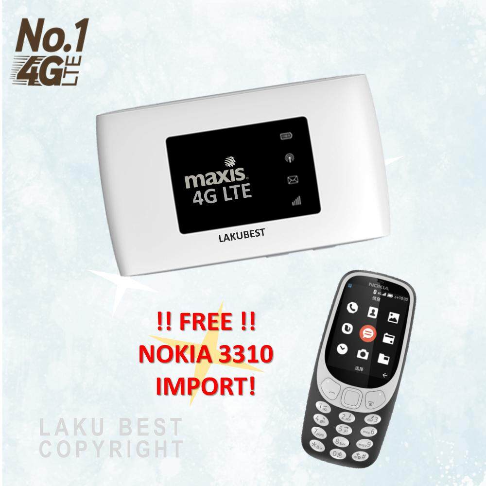 Review Value Combo Maxis Zte Mf920 Mf920w 4g Lte 150mbps