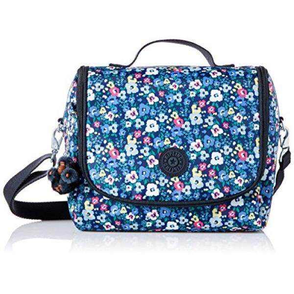 Kipling Kichirou Bustling Petals Insulated Lunch Bag, Bstlpetals