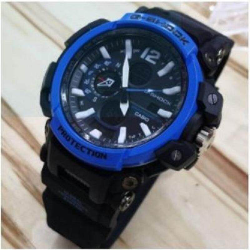 New Casio G shock Global Positioning System blue dial Sport Watch Malaysia
