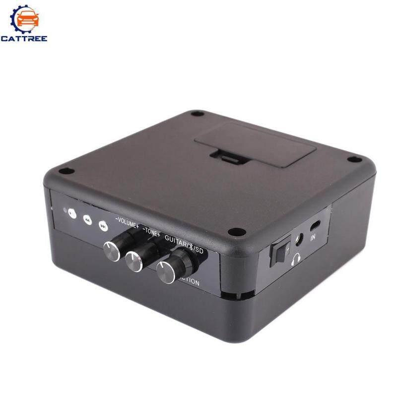 Catree Guitar Loudspeaker Affordable 6.5mm Input USB SD Card