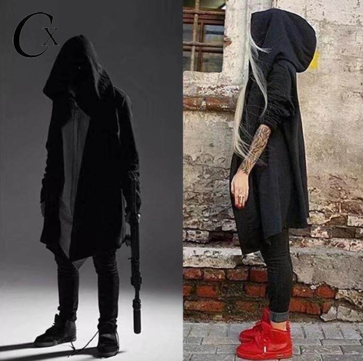(m-Xxl) Mens Casual Windbreaker, With Xl, Long Coat In The Windbreaker, Cloak, Slim, High Quality Cotton Fabric. By Chengxishangmao.