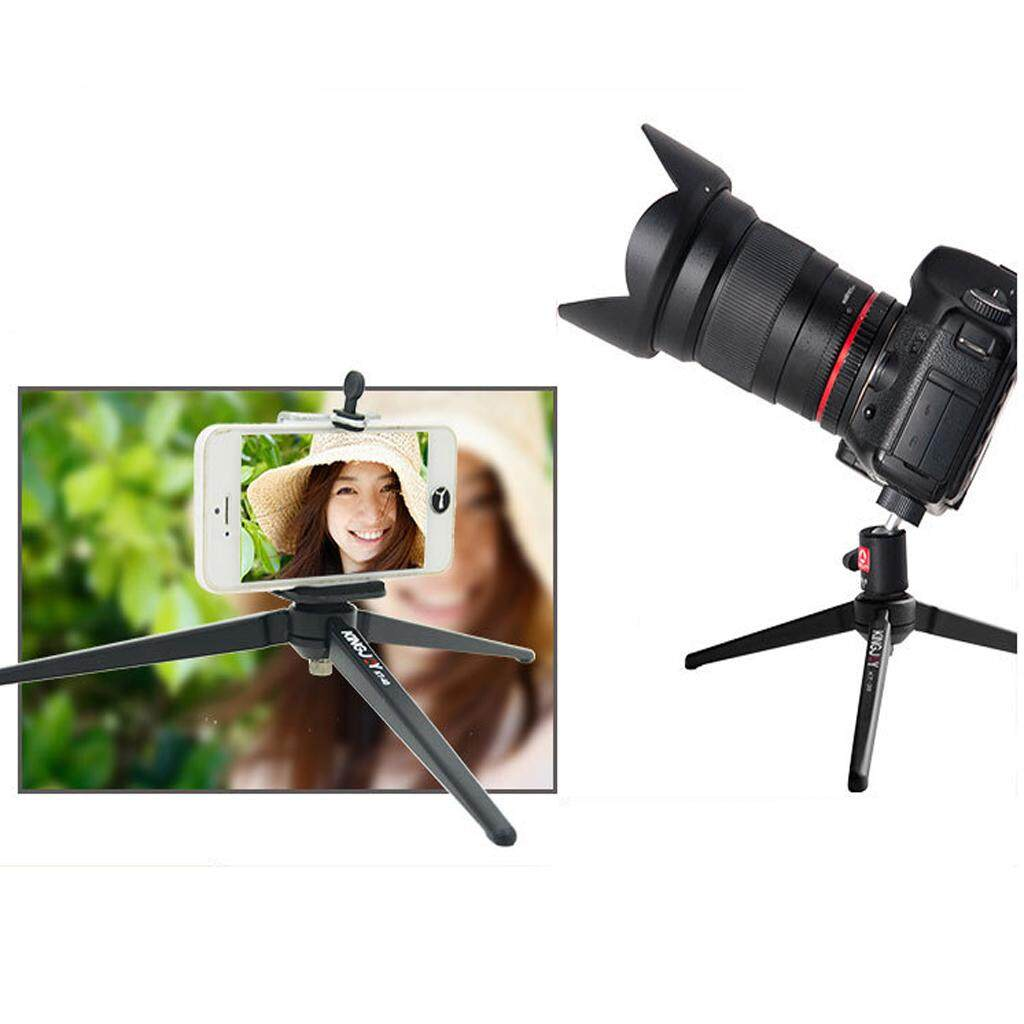 Miracle Shining Desktop Mini Tripod Load 3KG Universal Base Stand Video Micro Shooting