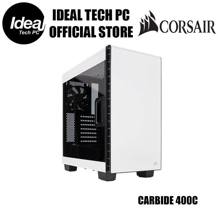 Corsair Carbide 400C White Malaysia