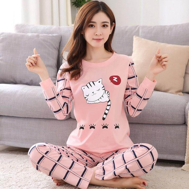 b36fef6ff2 ZAIWAN Brand Summer Maternity Dress Mother Home Furnishing Clothes Pregnant Women  Pajamas Suit Sleepwear Set Chiffon