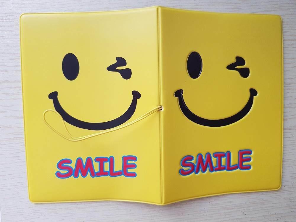 Passport Holder - Smile