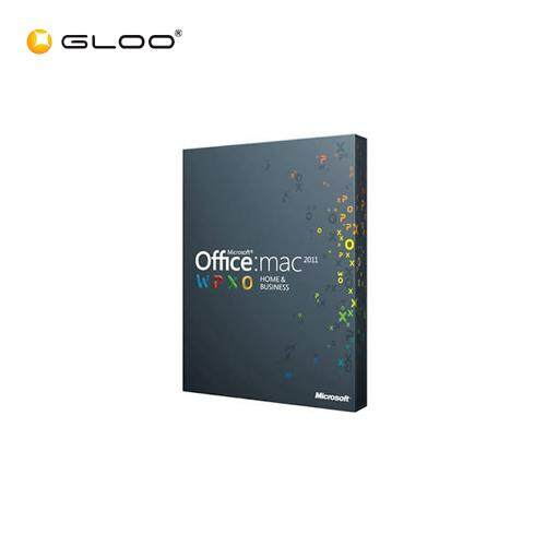 Microsoft Office for Mac 2011 Home and Business Multiple