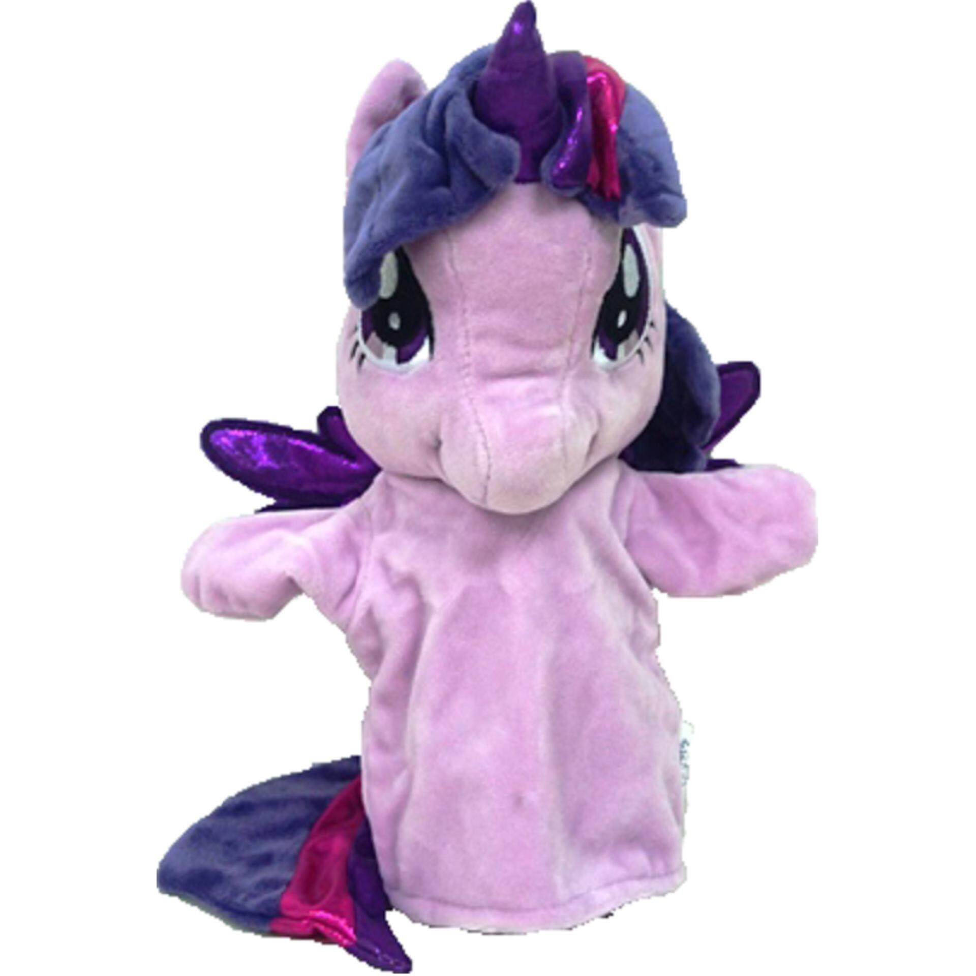 My Little Pony Hand Puppet Toy - Twilight Sparkle toys for girls