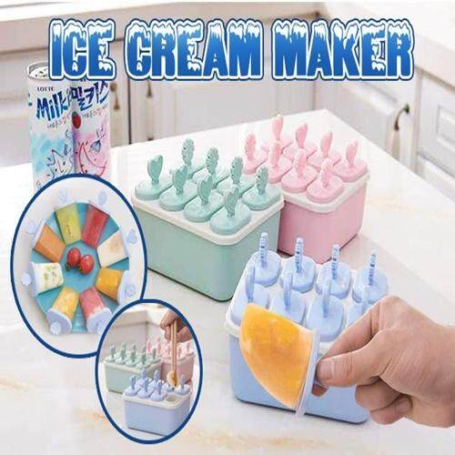 DELICIOUS ICE CREAM MAKER