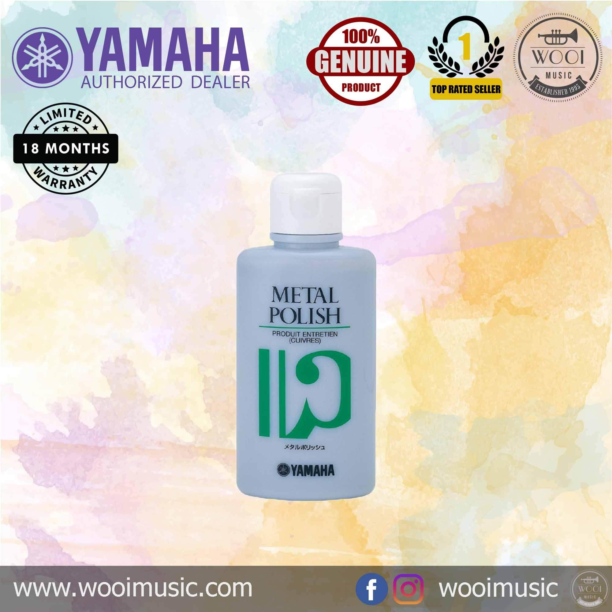 Yamaha Metal Polish