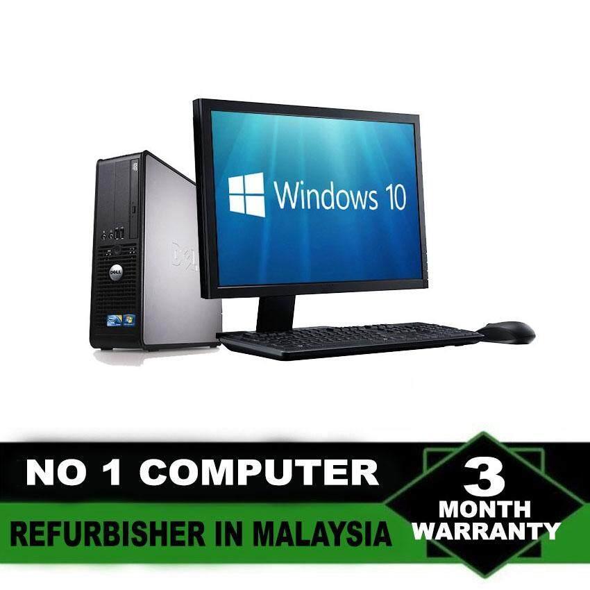 *RM439 00* Dell Optiplex 780 Desktop / Intel Core 2 Duo