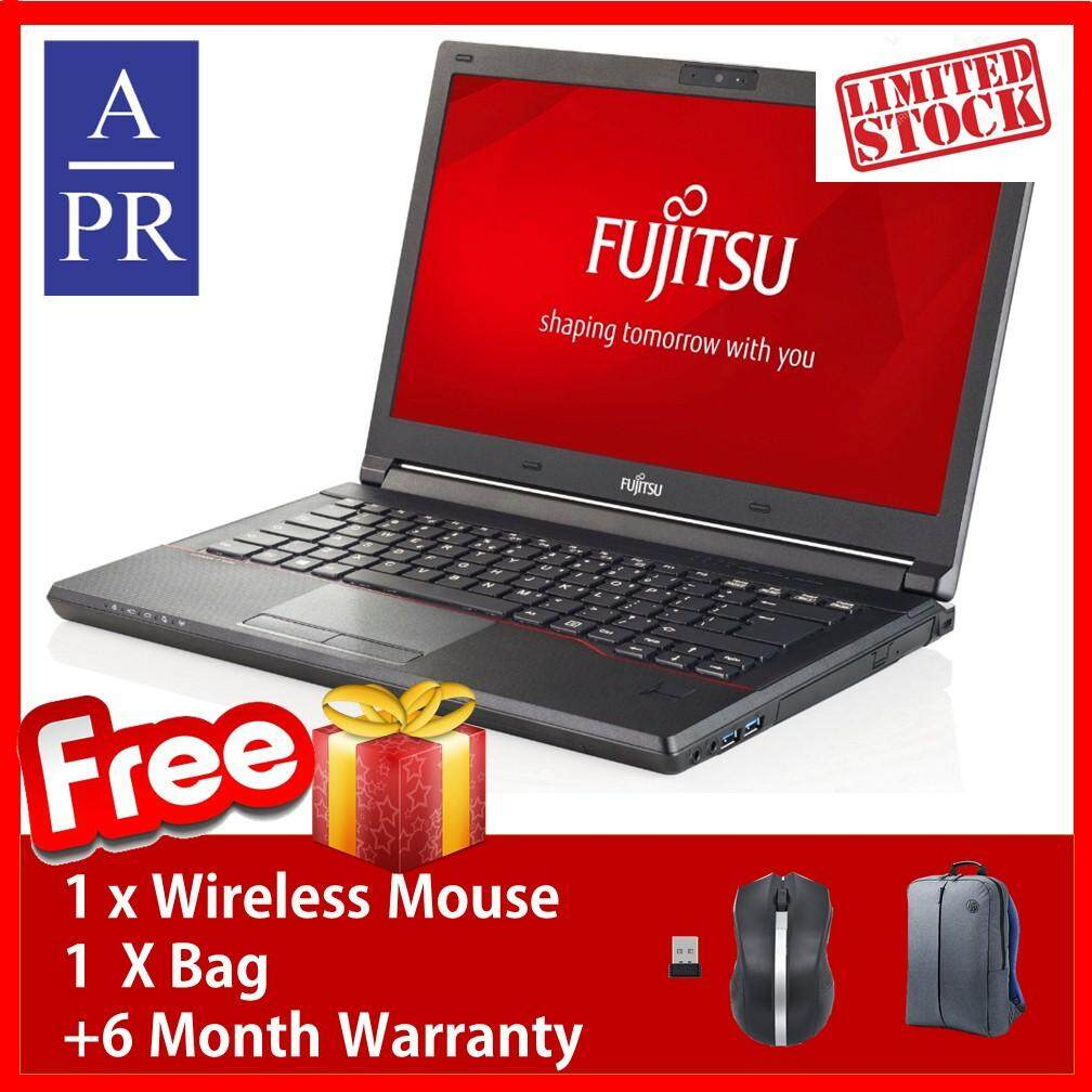 Refurbished fujitsu e544 i5 4thgen 4GB 500GB WIN 8.1PRO laptop notebook (Factory Refurbished)  +3 month warranty ( Super Deal) Malaysia