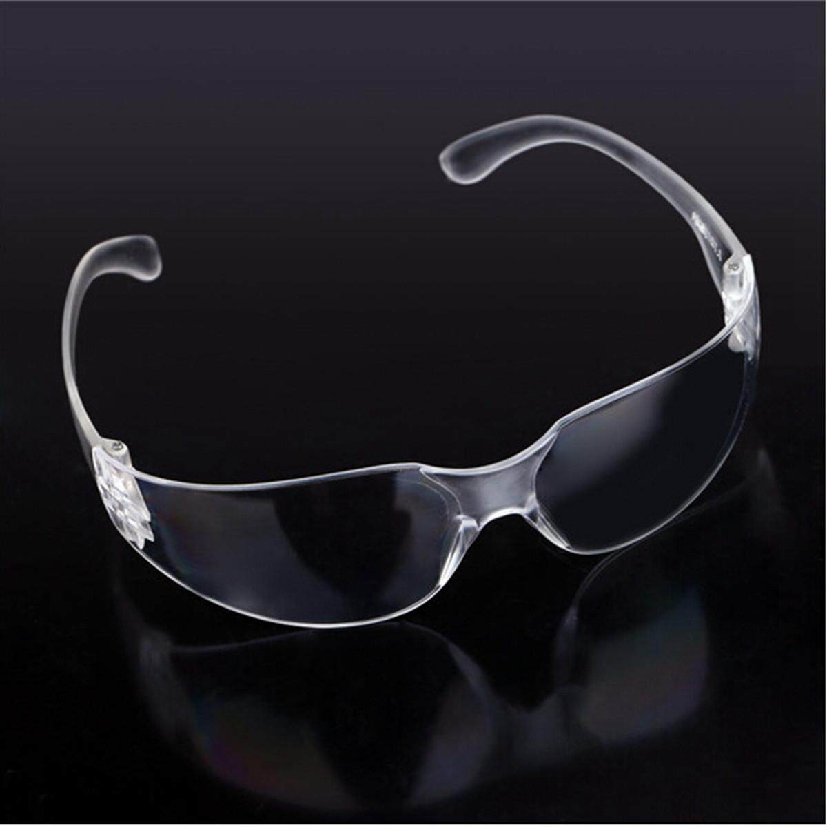 3cps Lucency Safety Eye Protection Goggles Glasses for Workplace Lab Industrial Dust