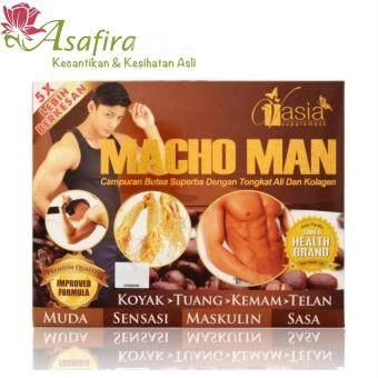 Vasia Macho Man 10 Sachets