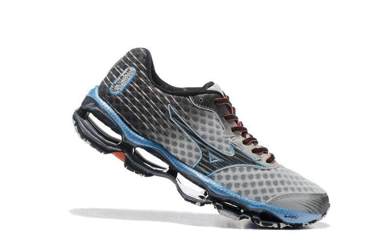 Populer Mizuno_Wave Ramalan 4 Sepatu Kasual Gelombang Ramalan 4 Pelatihan Berjalan Sepatu Pria & Wanita Ukuran EU36-45 8 Warna
