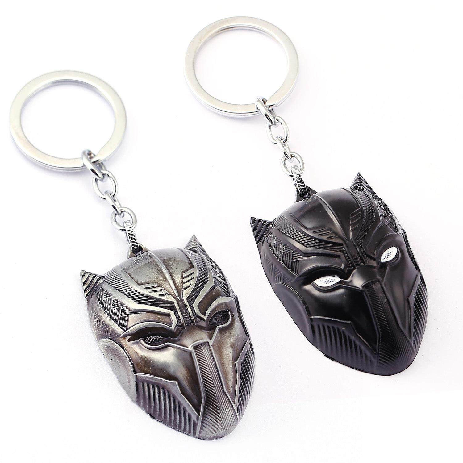 Black Panther Keychain(Black)