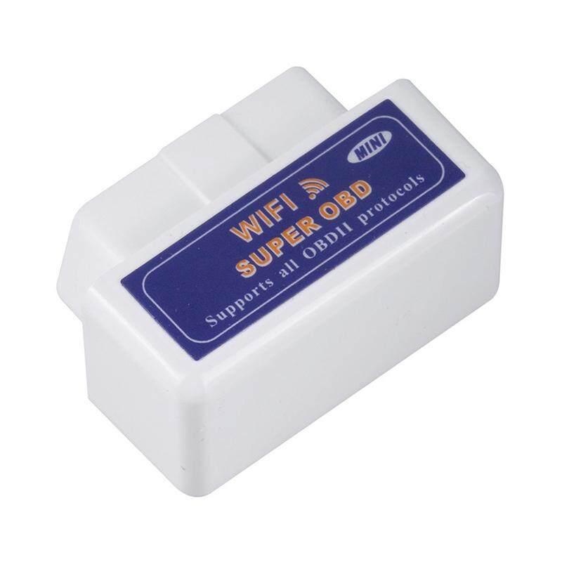 Siêu Wifi ELM327 ElM327 OBD2 II Xe Công Cụ Chẩn Đoán OBD Máy Quét Giao Diện