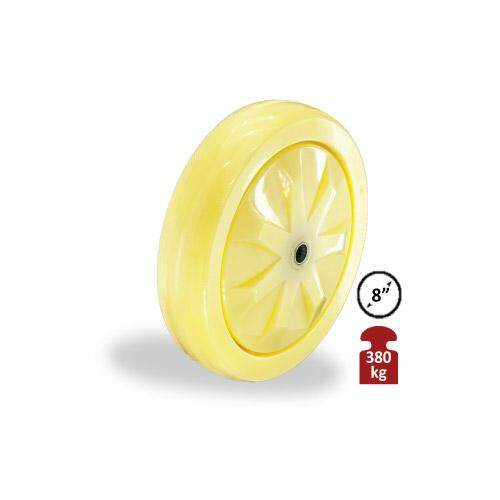 [100% ORIGINAL] MR CASTOR HEAVY DUTY PU WHEEL ONLY (MADE IN MALAYSIA)