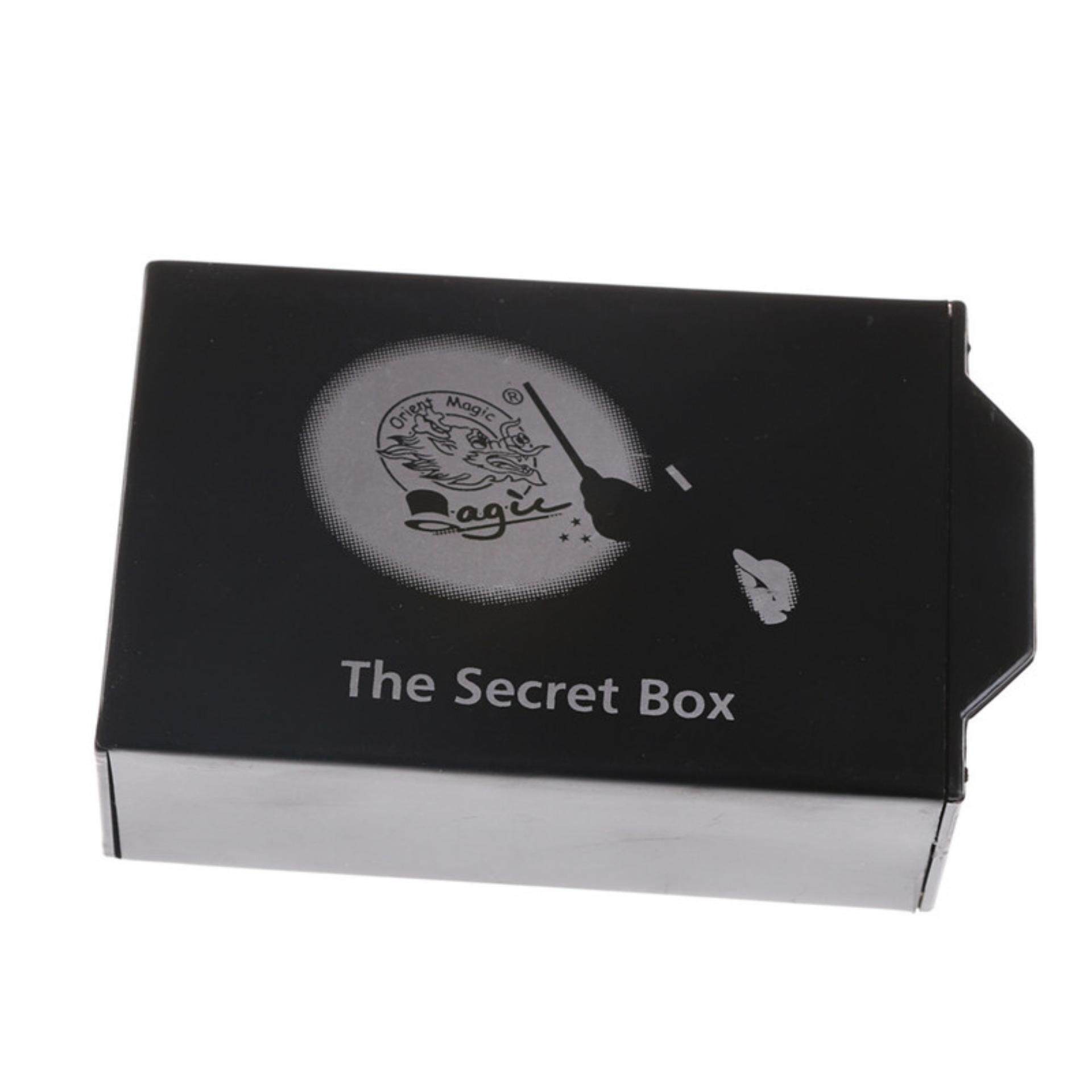 Magic Props The Secret Box Magic Black Pull Box Magic Tool Kids Trick Toys By Gorgeous Road.