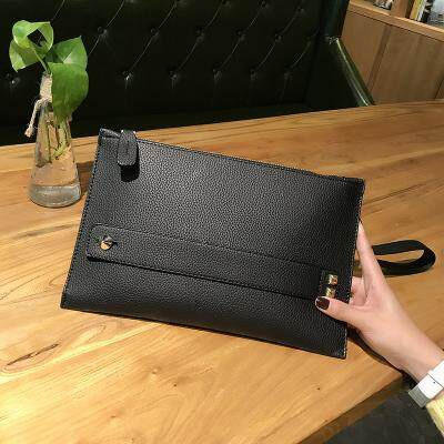 [PRE-ORDER] Women New Envelope Bag Handbag Large Capacity Clutch Bag