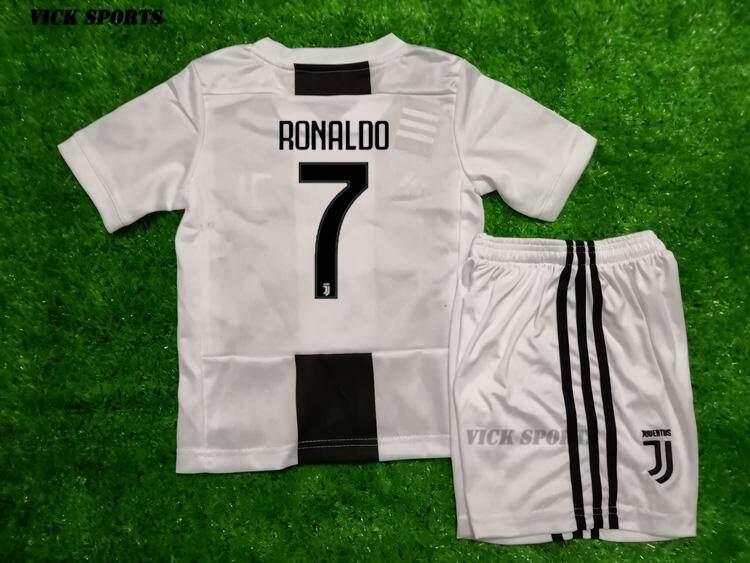 989afd8b1 (3-16 years)2019 New Season Top Quality No.7 Ronaldo Juventus