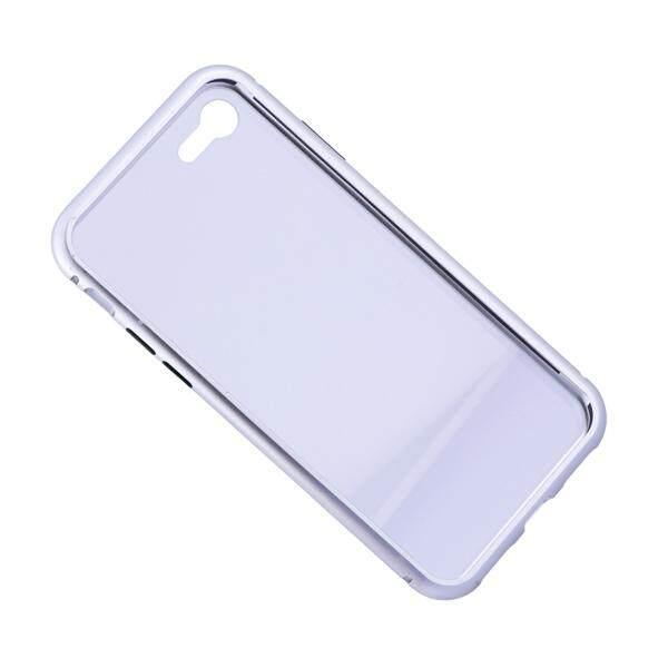 Detail Gambar Magnetik Magnet Seri Bingkai Logam Adsorpsi Magnetik Satu Detik Membongkar Kaca Melunakkan Permukaan Keras Telepon Case untuk iPhone 8/ 7 ...